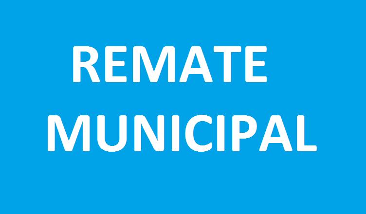 Remate Público Municipal