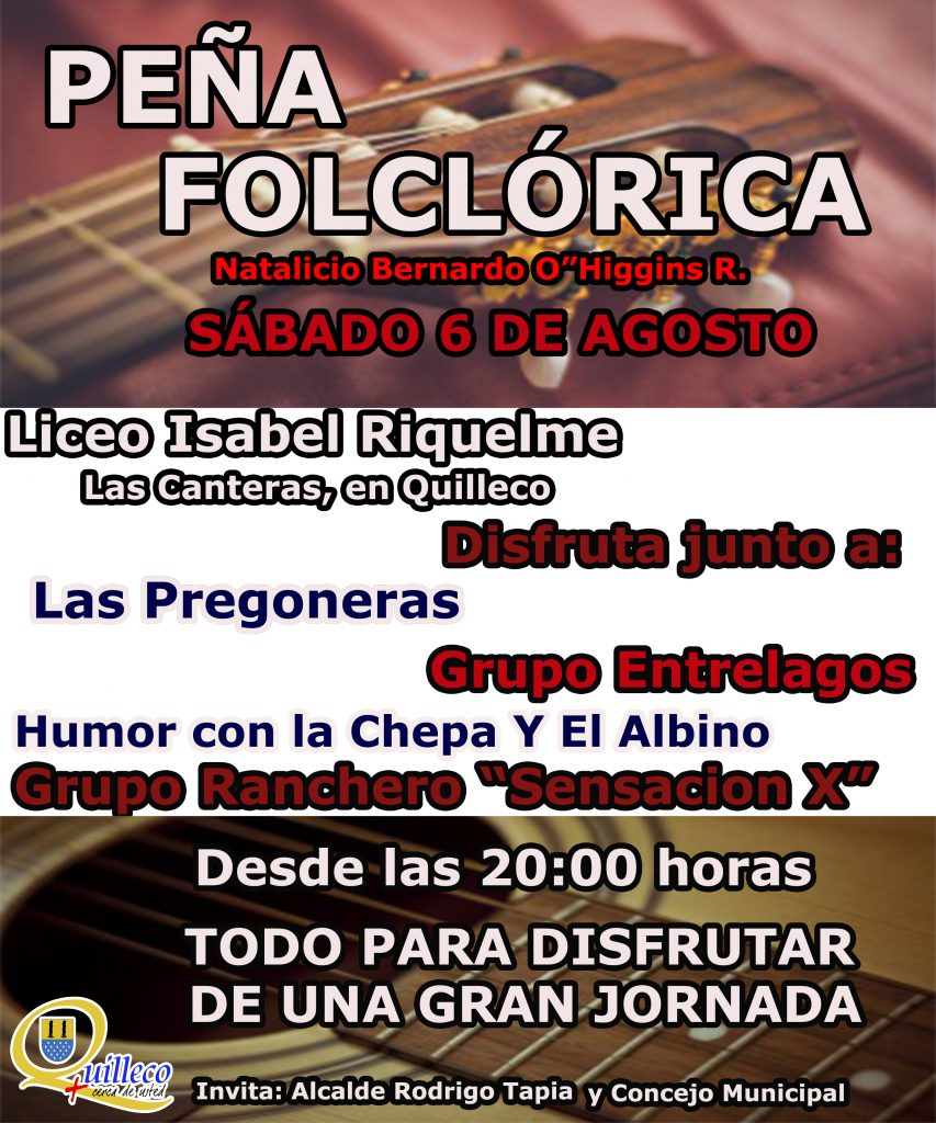 PALOMA PEÑA FOLCLORICA