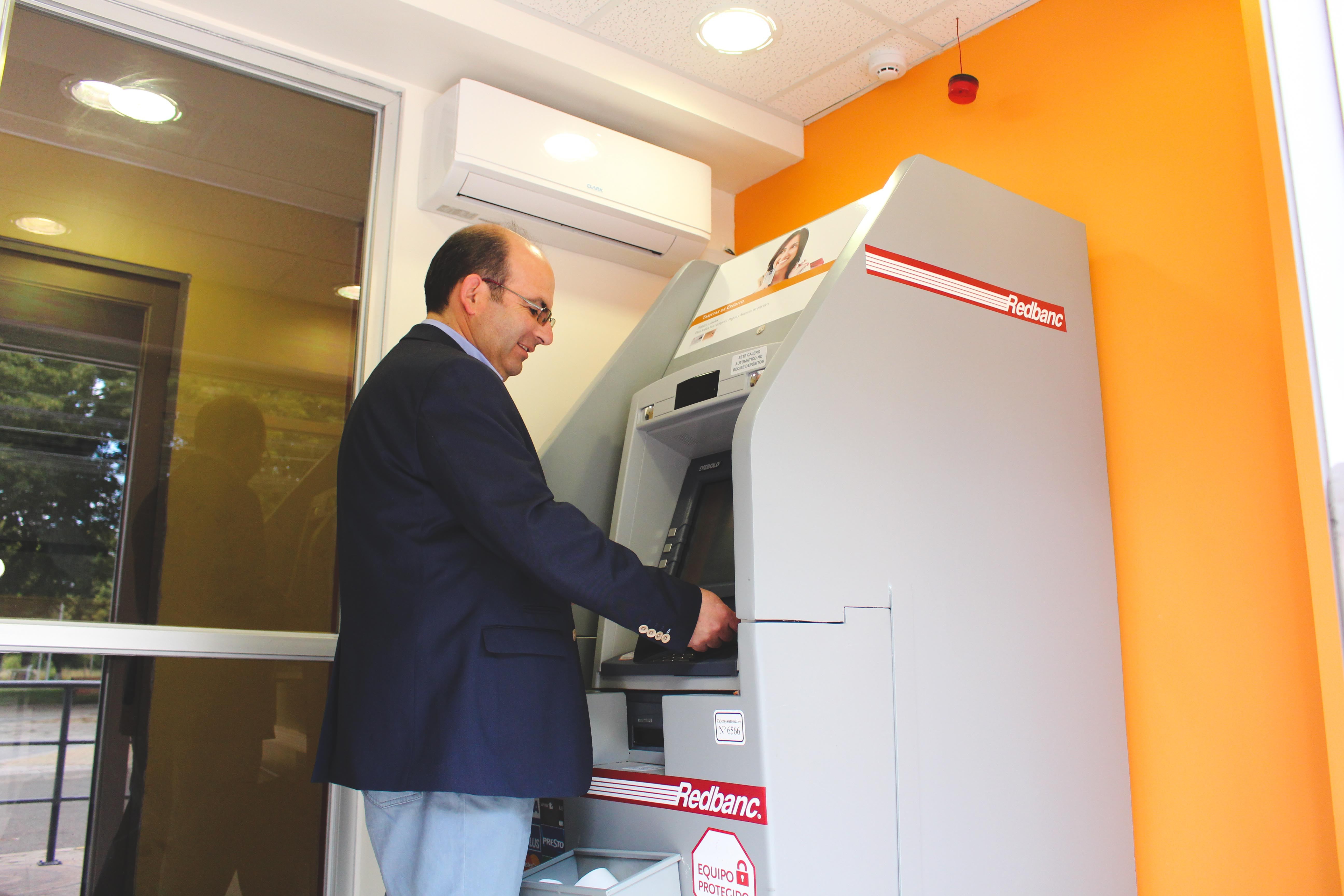 Cajero Automático de Quilleco vuelve a funcionar gracias a gestión Municipal.