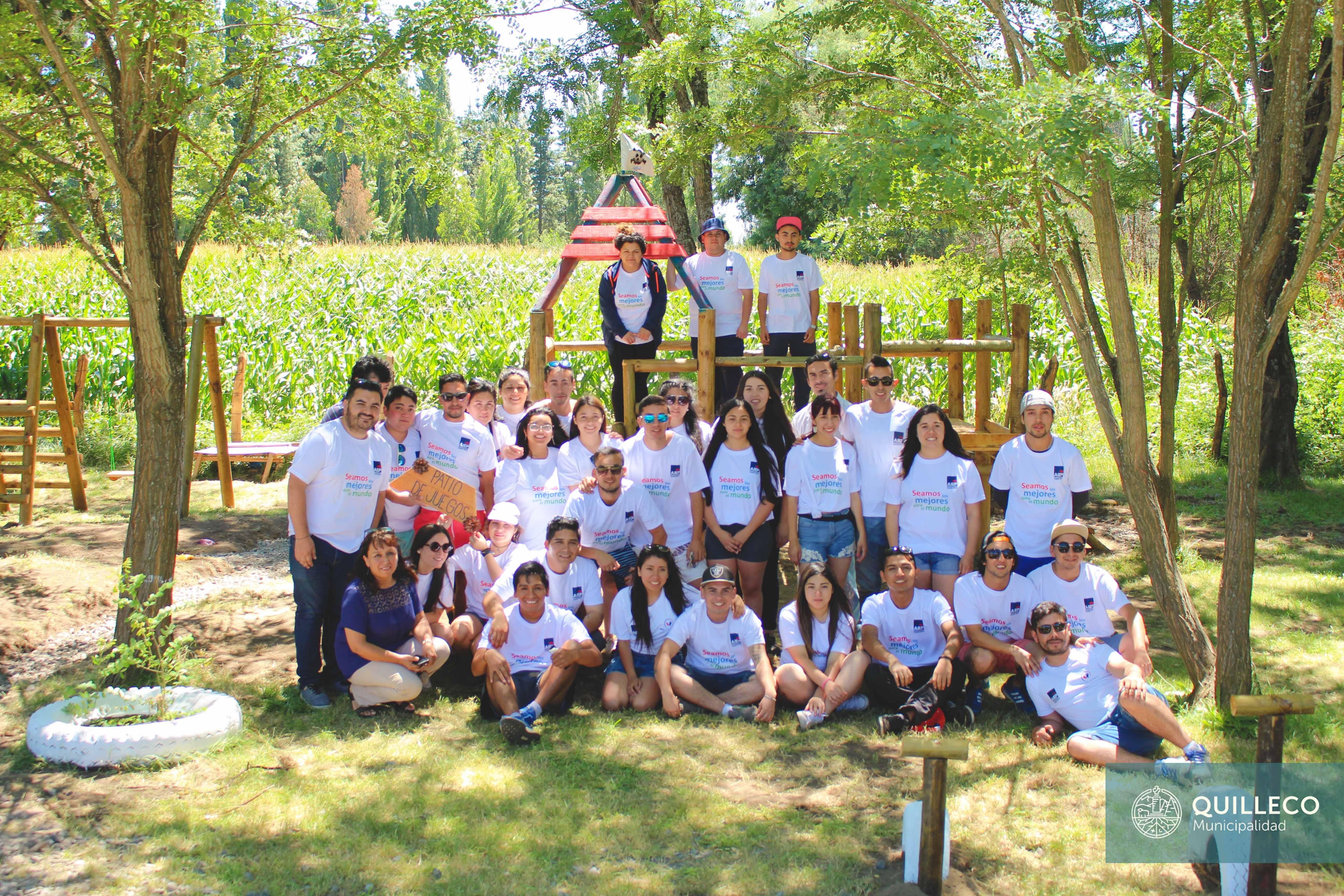 Finalizaron los trabajos de la Red de Voluntarios AEIP