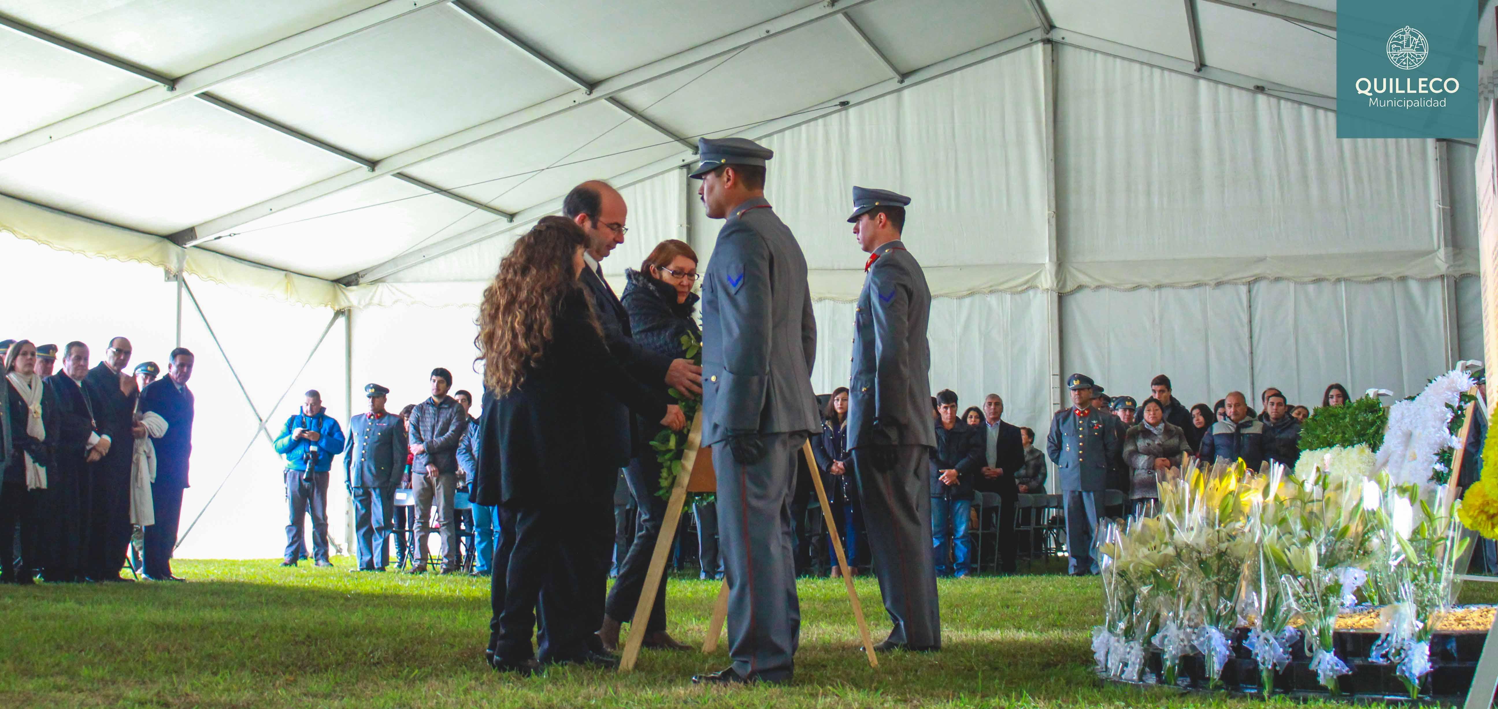 En el Regimiento de Montaña de Los Ángeles se realizó homenaje a los 44 conscriptos y al sargento fallecido en la tragedia de Antuco del 2005