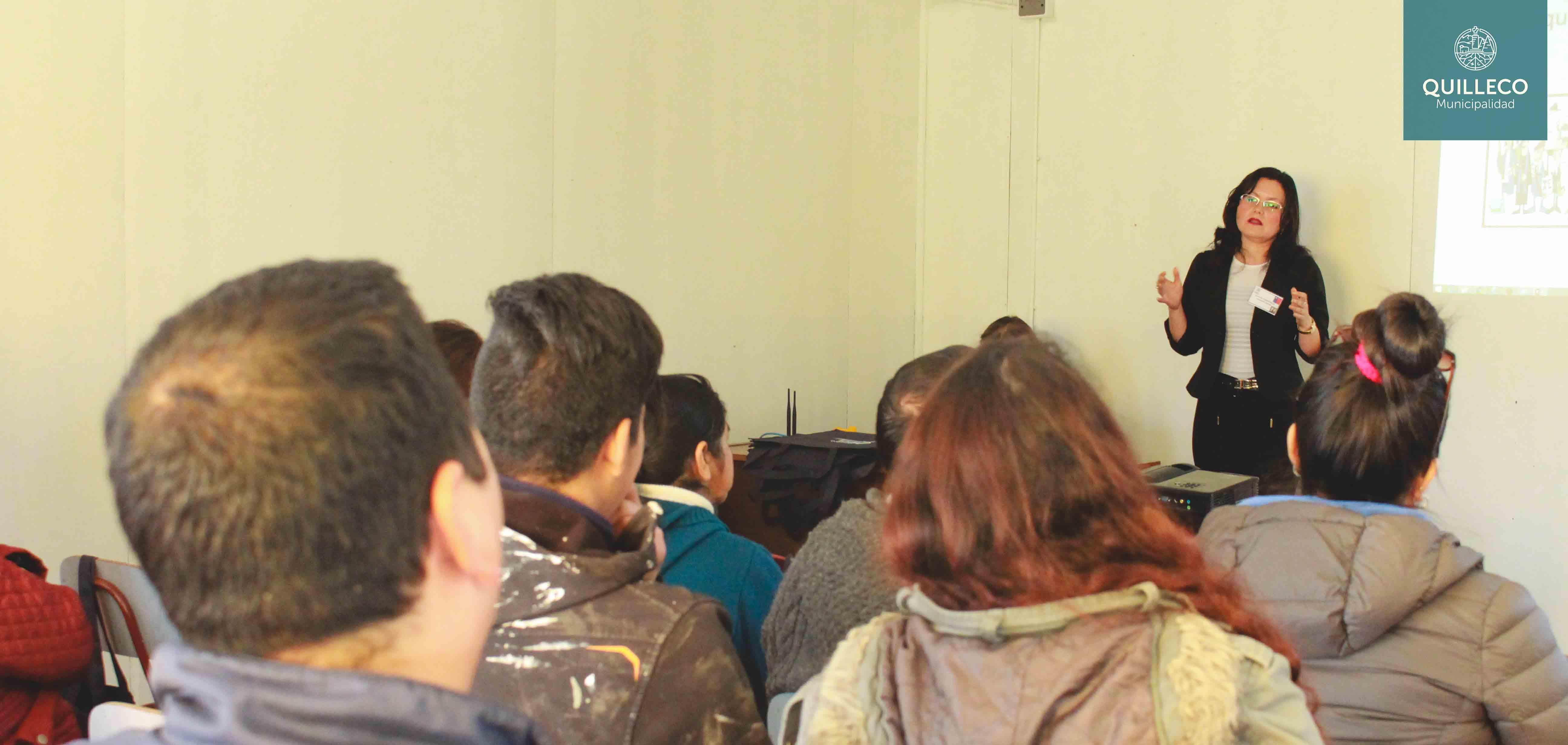 OMIL de la Municipalidad de Quilleco se encuentra realizando Talleres de Apresto Laboral 2017