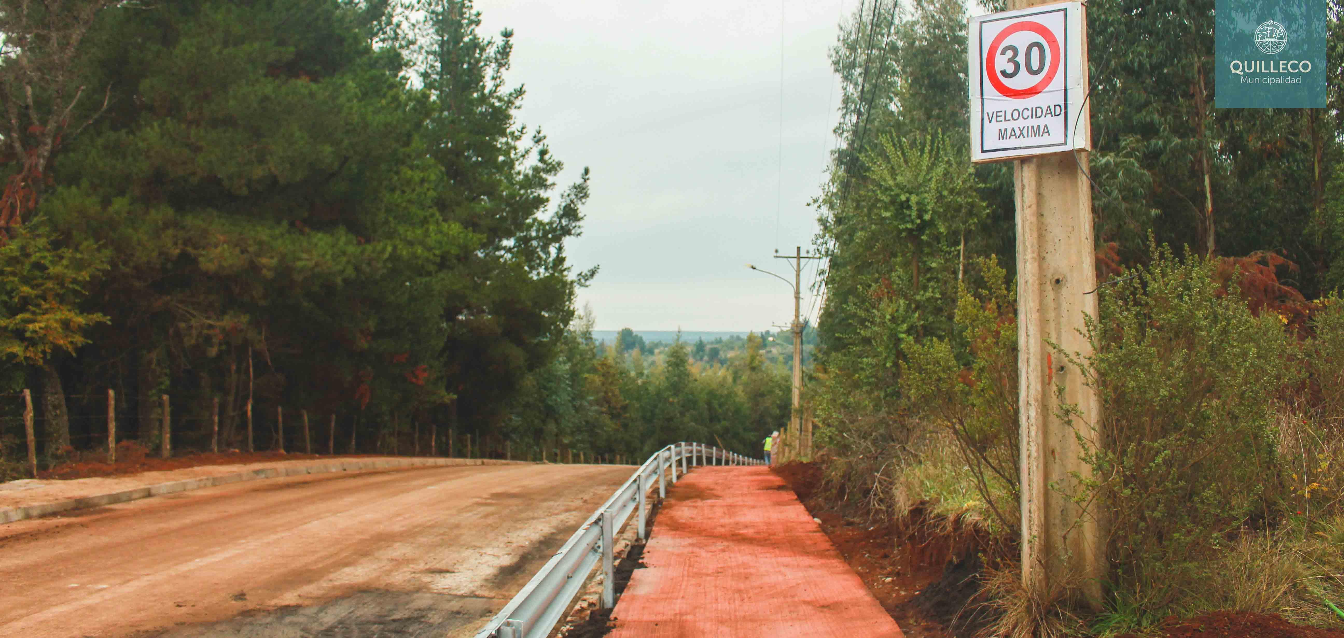 Se hace efectiva la apertura parcial de ruta Quilleco –  San Lorencito