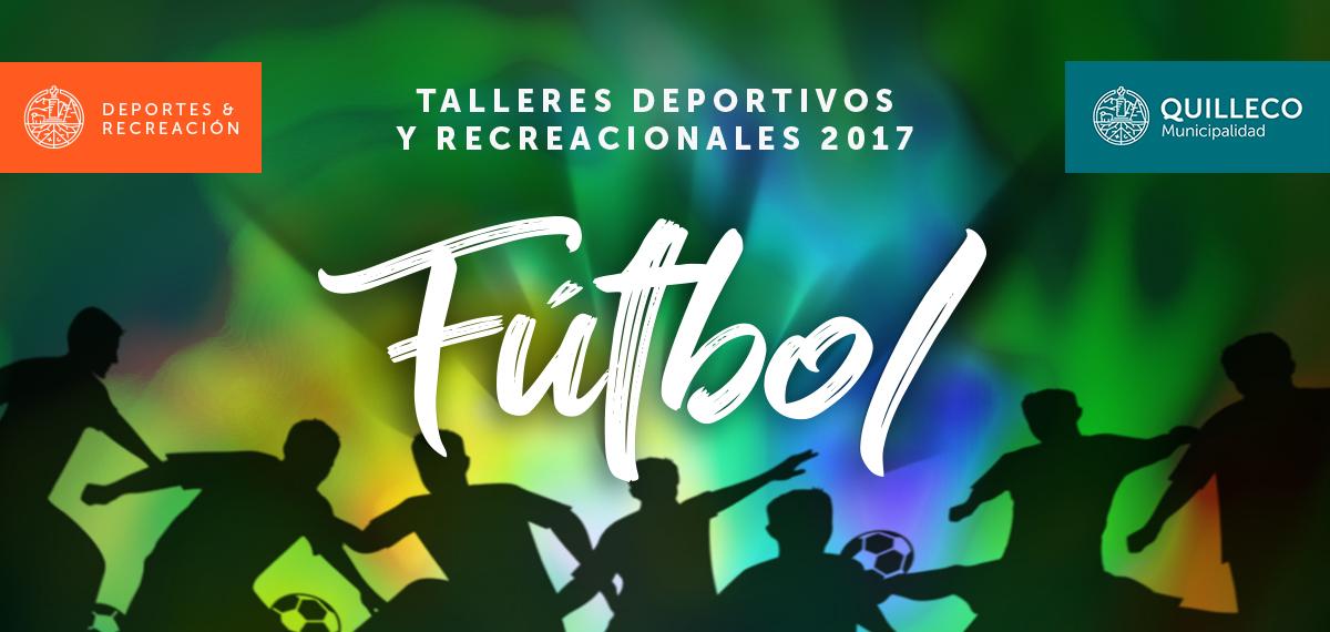 Escuelas Municipales de Fútbol en la Comuna de Quilleco
