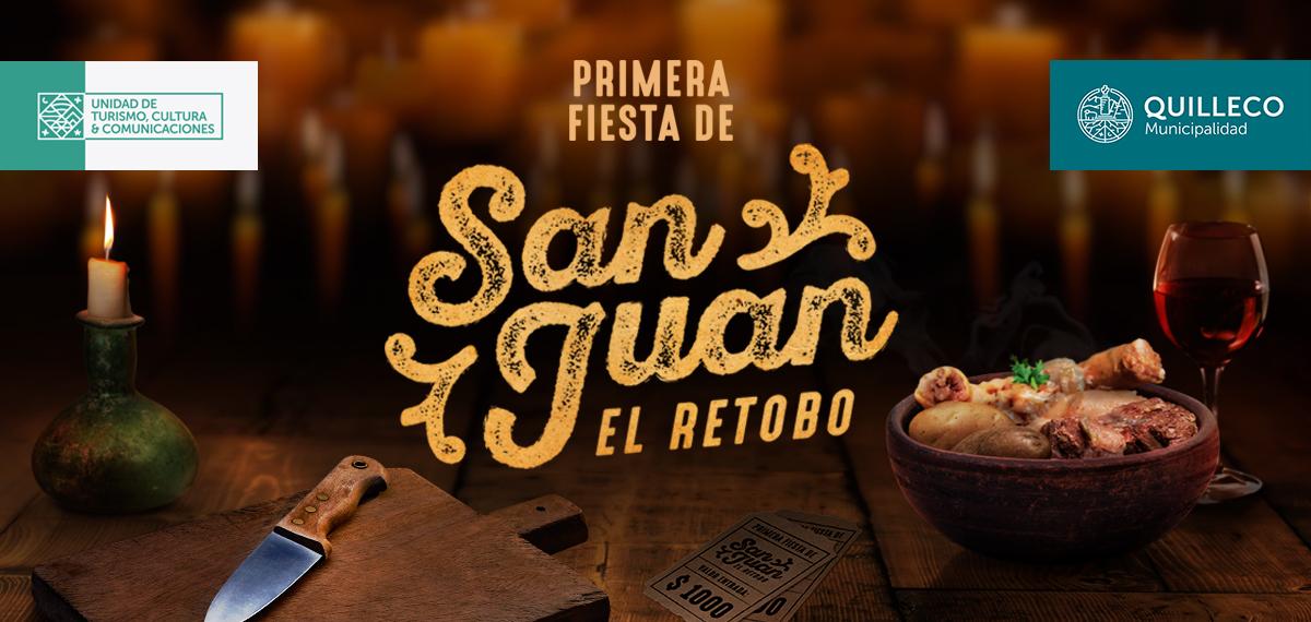 Se realizará la 1ra versión de la FIESTA DE SAN JUAN en el sector de El Retobo, Comuna de Quilleco