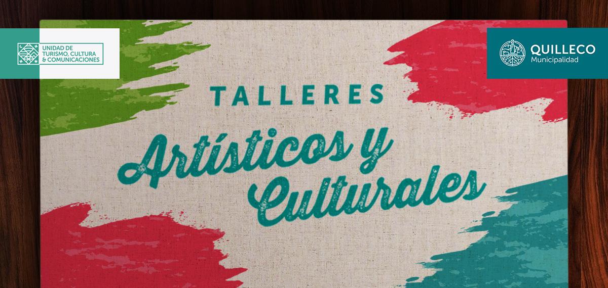 Talleres de Artísticos Culturales dan la bienvenida al invierno 2017.