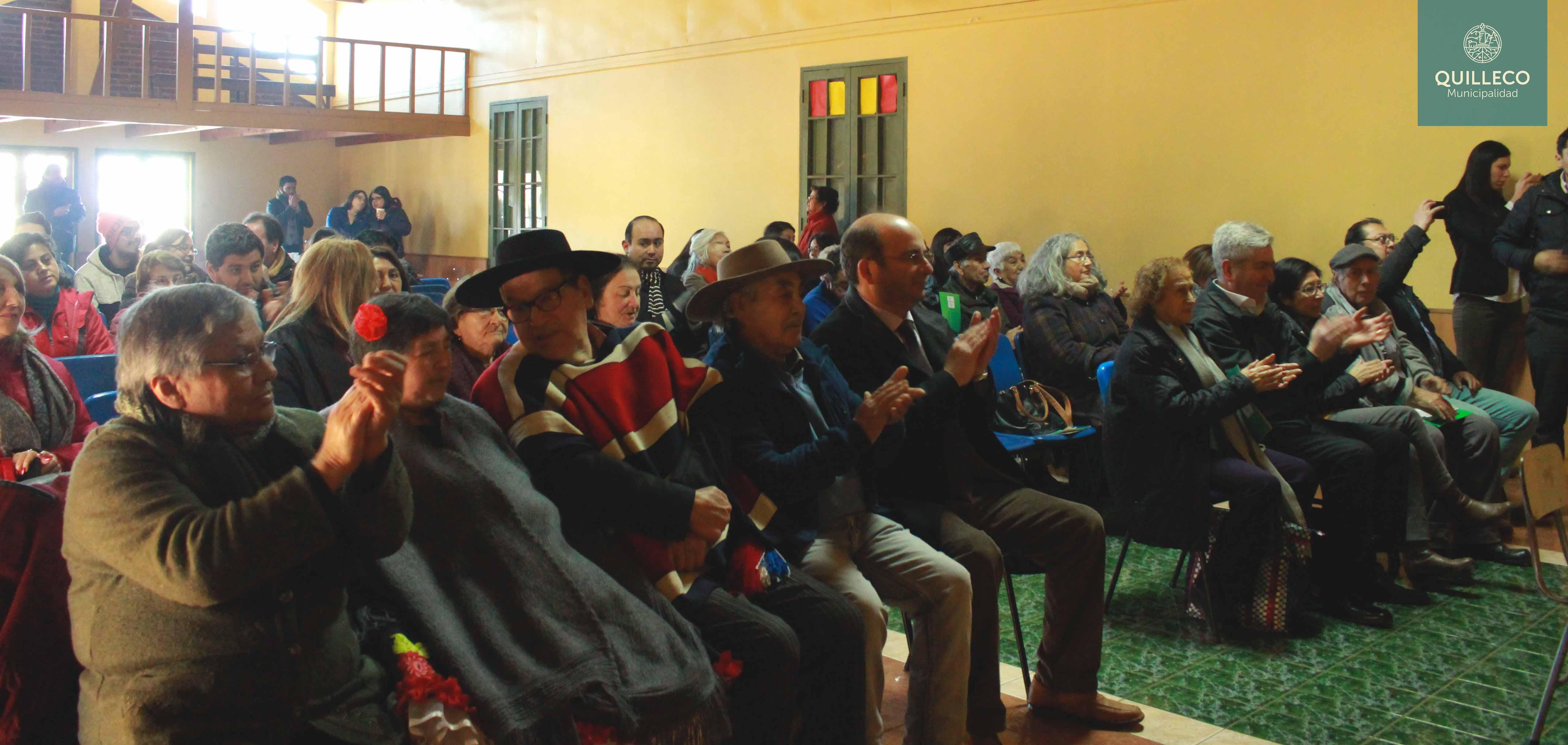 Mesa provincial de adulto mayor se desarrolló en Quilleco
