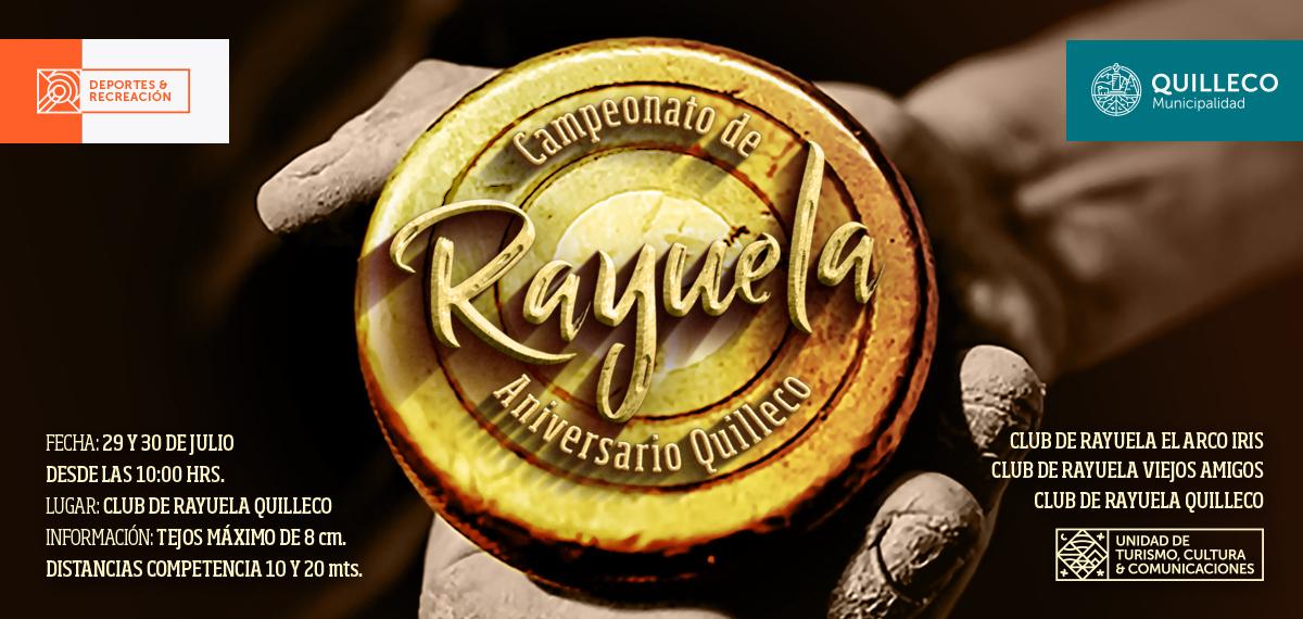 Este fin de semana se vive el Campeonato de Rayuela