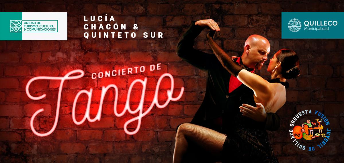 El jueves 27 llega el Concierto de Tango a nuestra Comuna