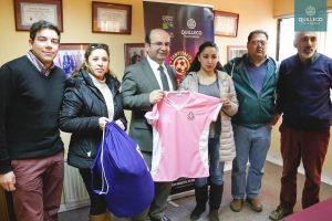 Entrega camisetas femeninas AGO 2017-17