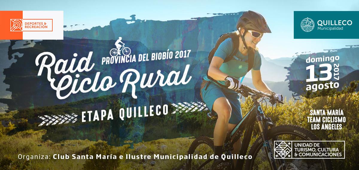 Raid Ciclo Rural Comuna de Quilleco.