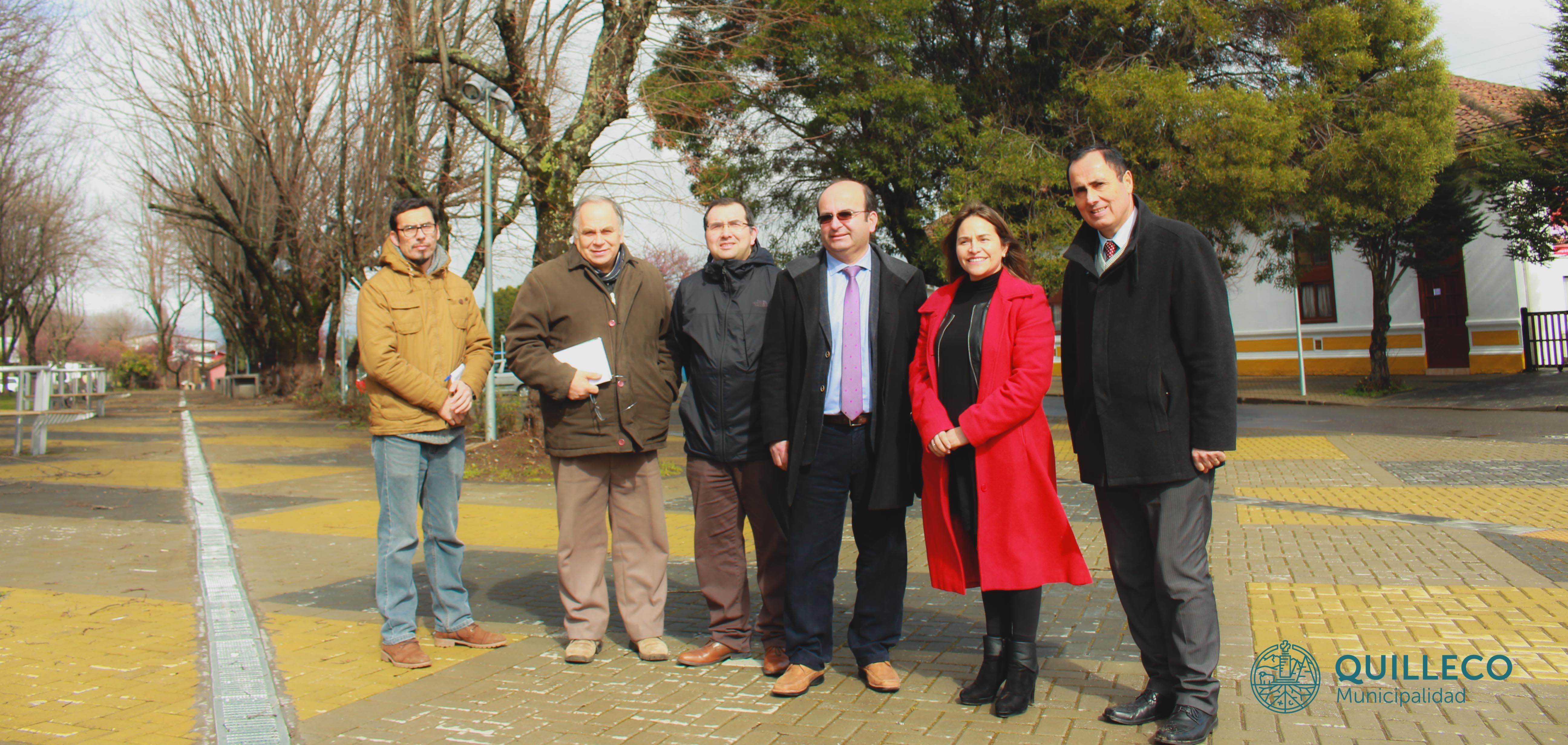El Consejo Regional del Bio Bío sesionará en Quilleco en un hecho histórico para nuestra comuna.