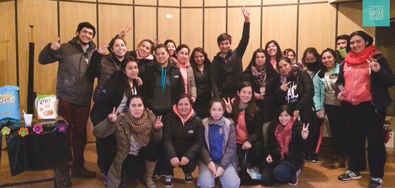 "Programa vida sana del Cesfam Quilleco realizó el tercer ""círculo vida sana""."