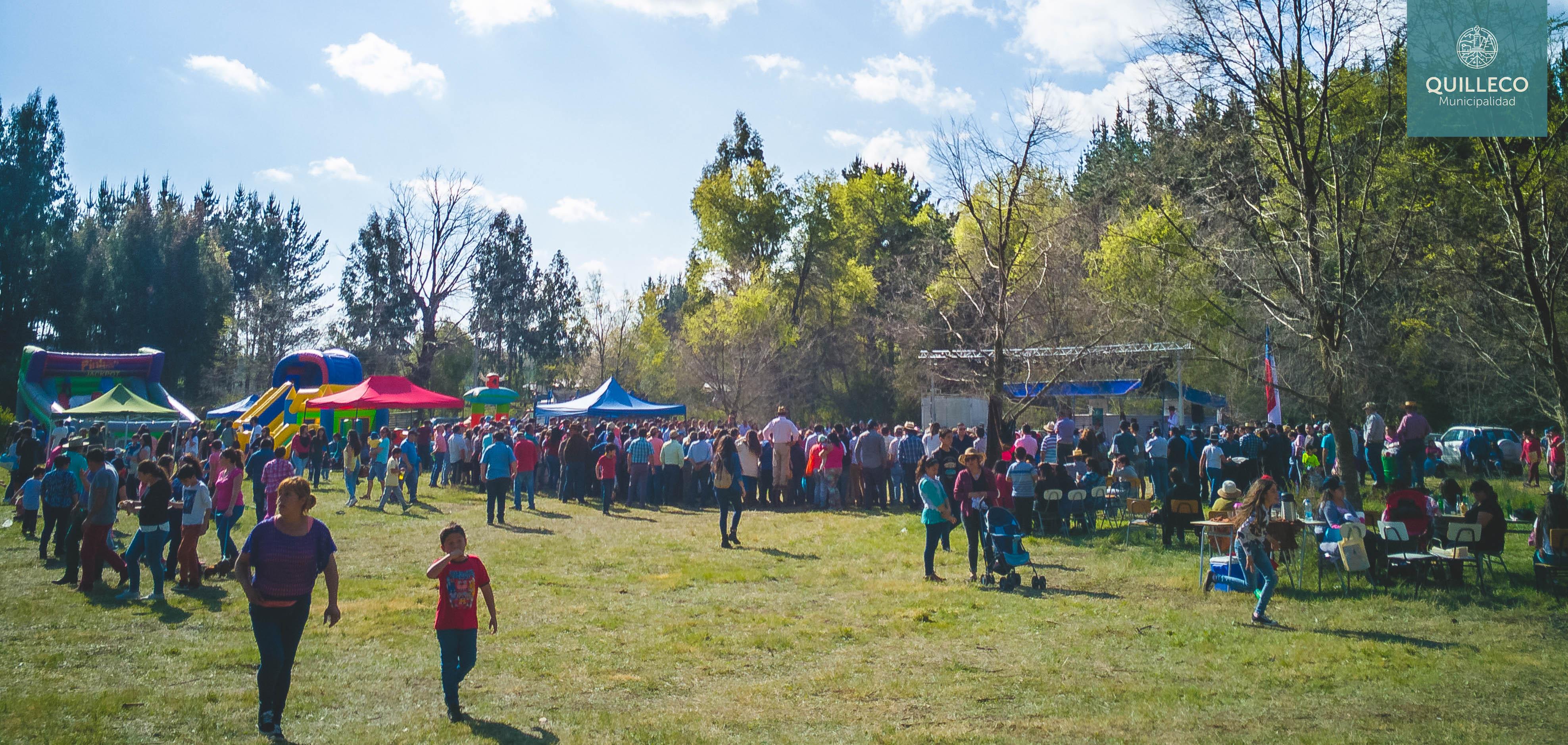 Exitosa y masiva fue la celebración de la IV Fiesta del Digüeñe