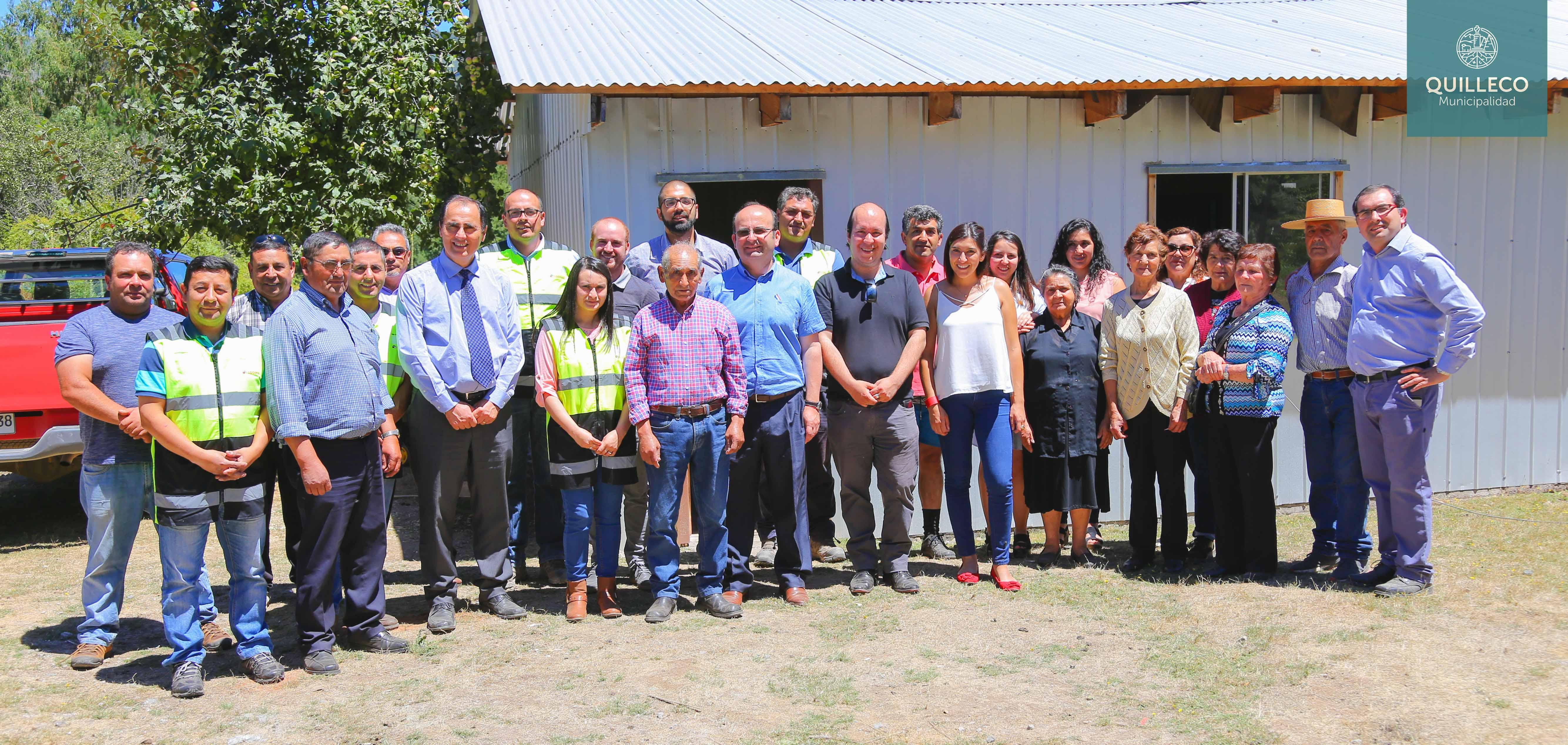 """Club del Adulto Mayor de Las Malvinas recibió una remodelada sede gracias al programa de Sodimac """"Construyendo Sueños de Hogar"""""""