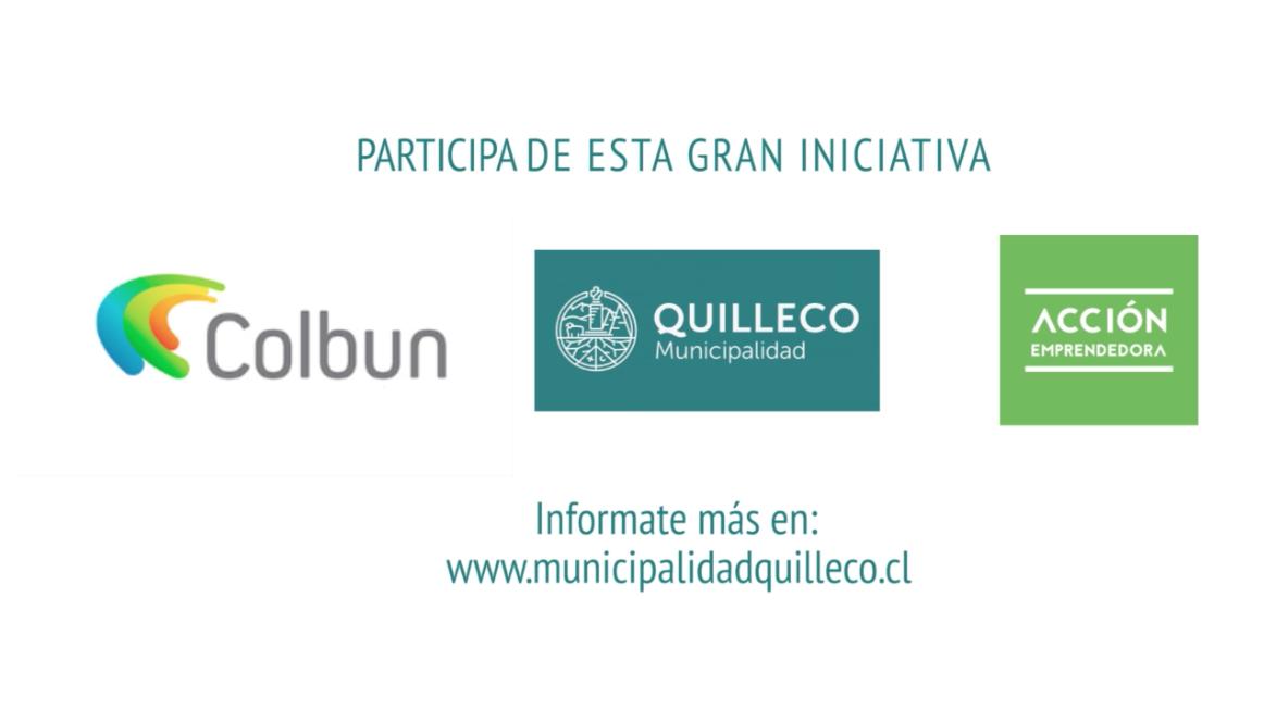 Municipio y empresa Colbún hacen llamado a postular al Fondo Concursable: Construyendo Ideas 2018