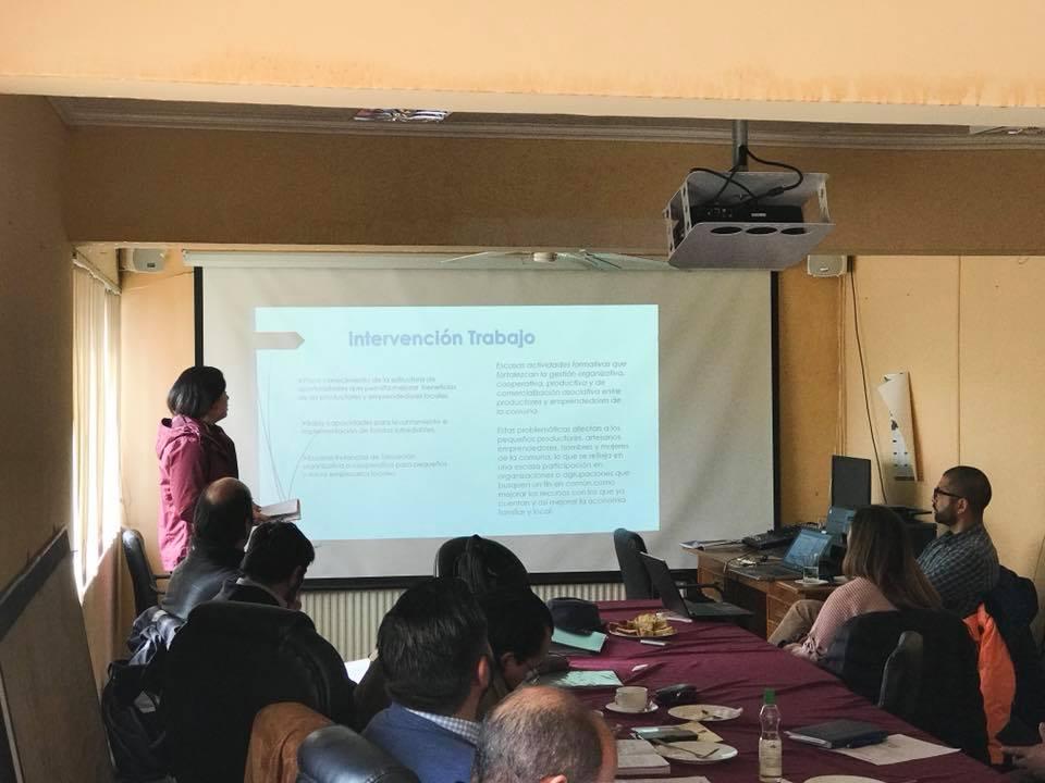 Servicio País entregó su diagnóstico participativo, intervenciones y lineamientos estratégicos