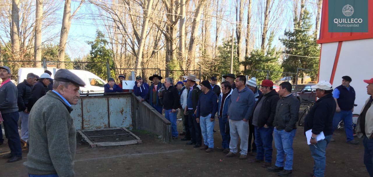 Con gran éxito y masiva asistencia comenzó a desarrollarse el Campeonato Comunal de Rayuela 2018!