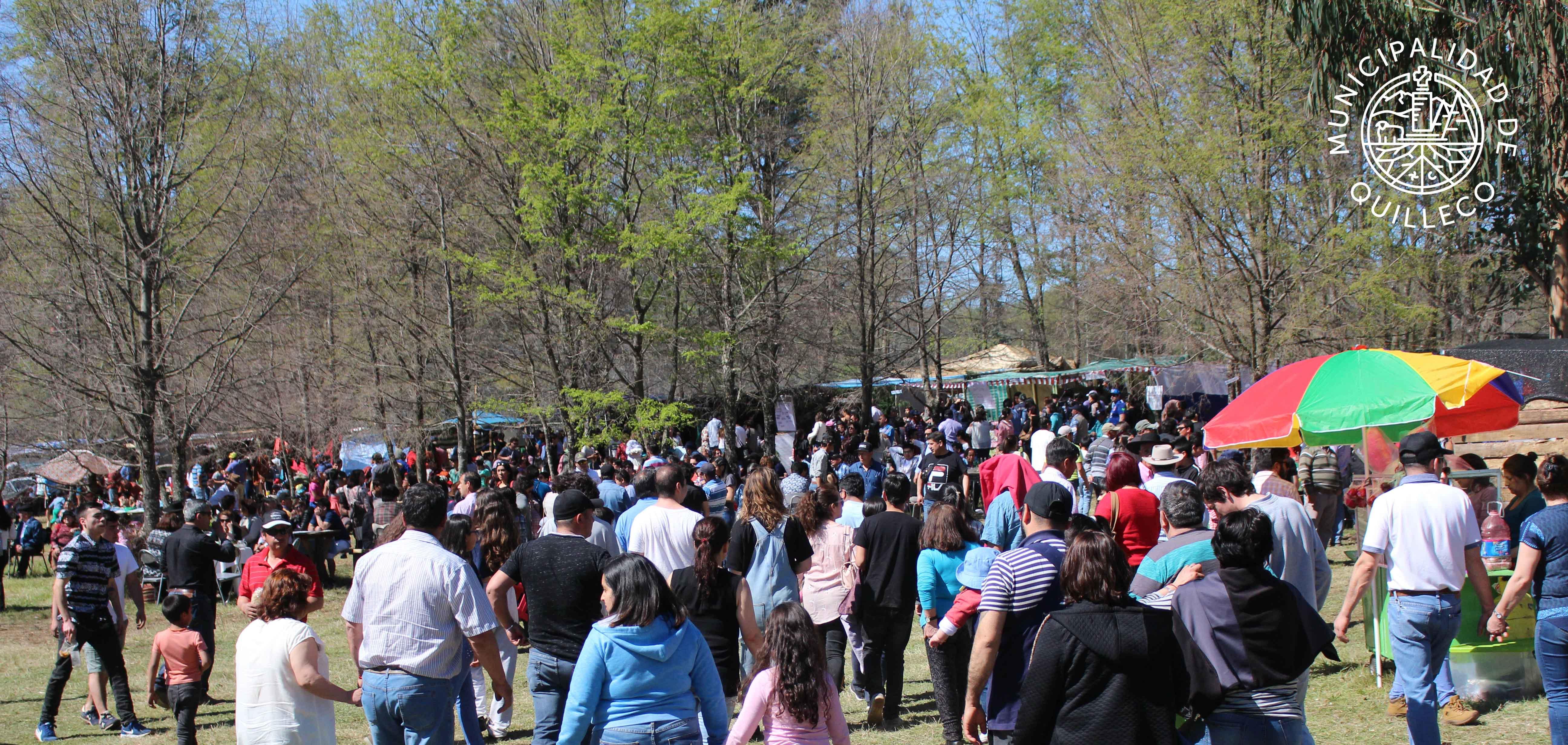 Con un lleno total se llevó a cabo la 5ta versión de la Fiesta del Digüeñe en Peralillo