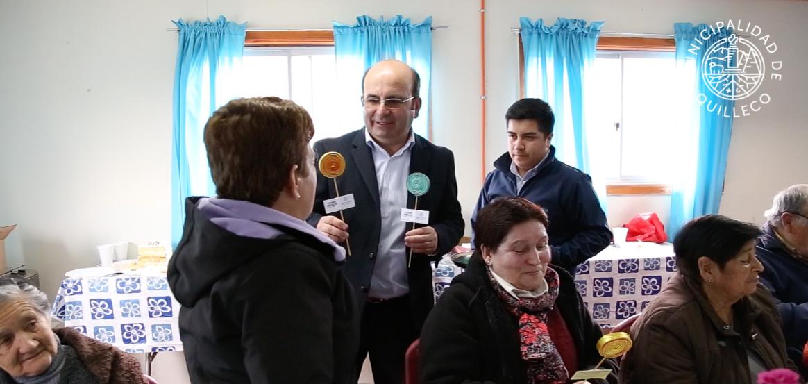 A finales de septiembre se realizó el primer encuentro grupal de bienvenida al Programa Vínculos para adultos mayores de la comuna