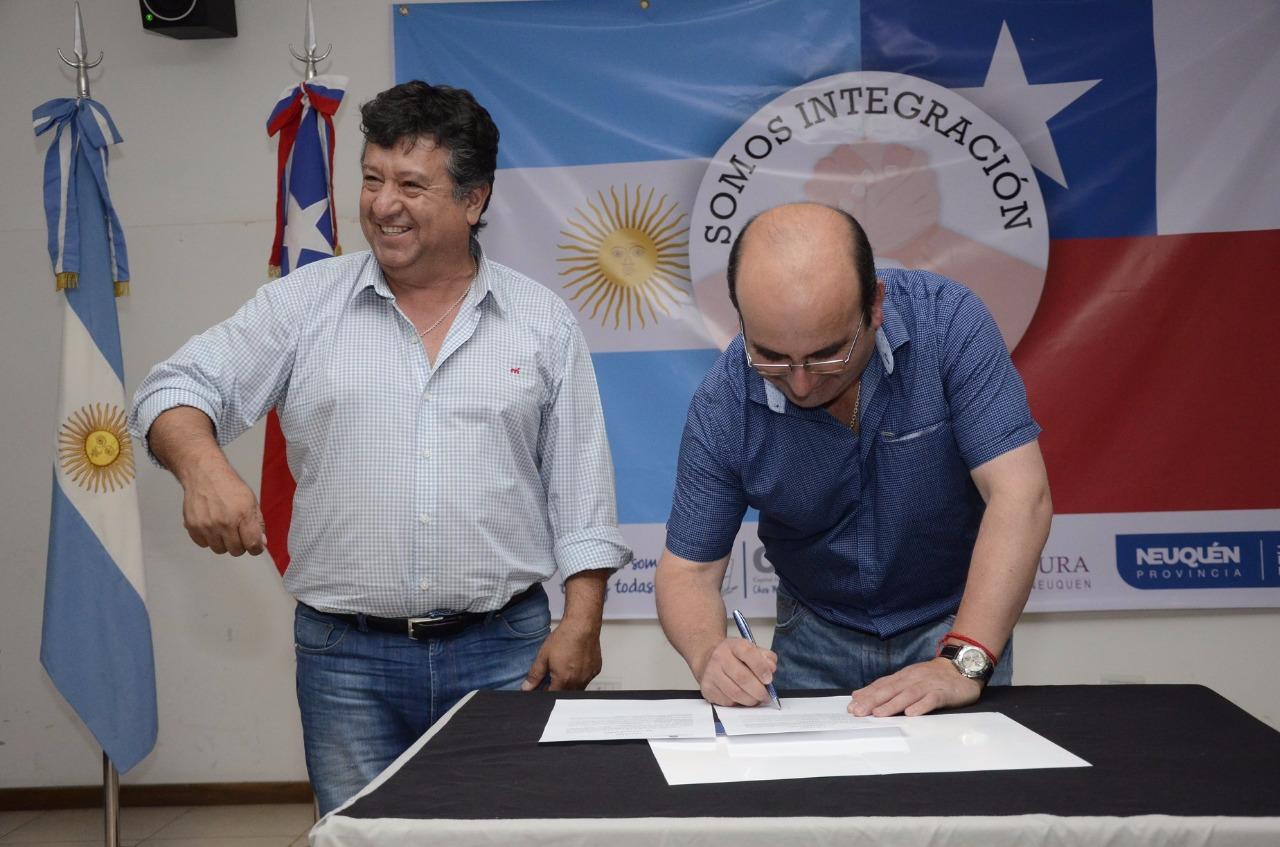 Alcalde Jaime Quilodrán proyecta a Quilleco fuera de las fronteras