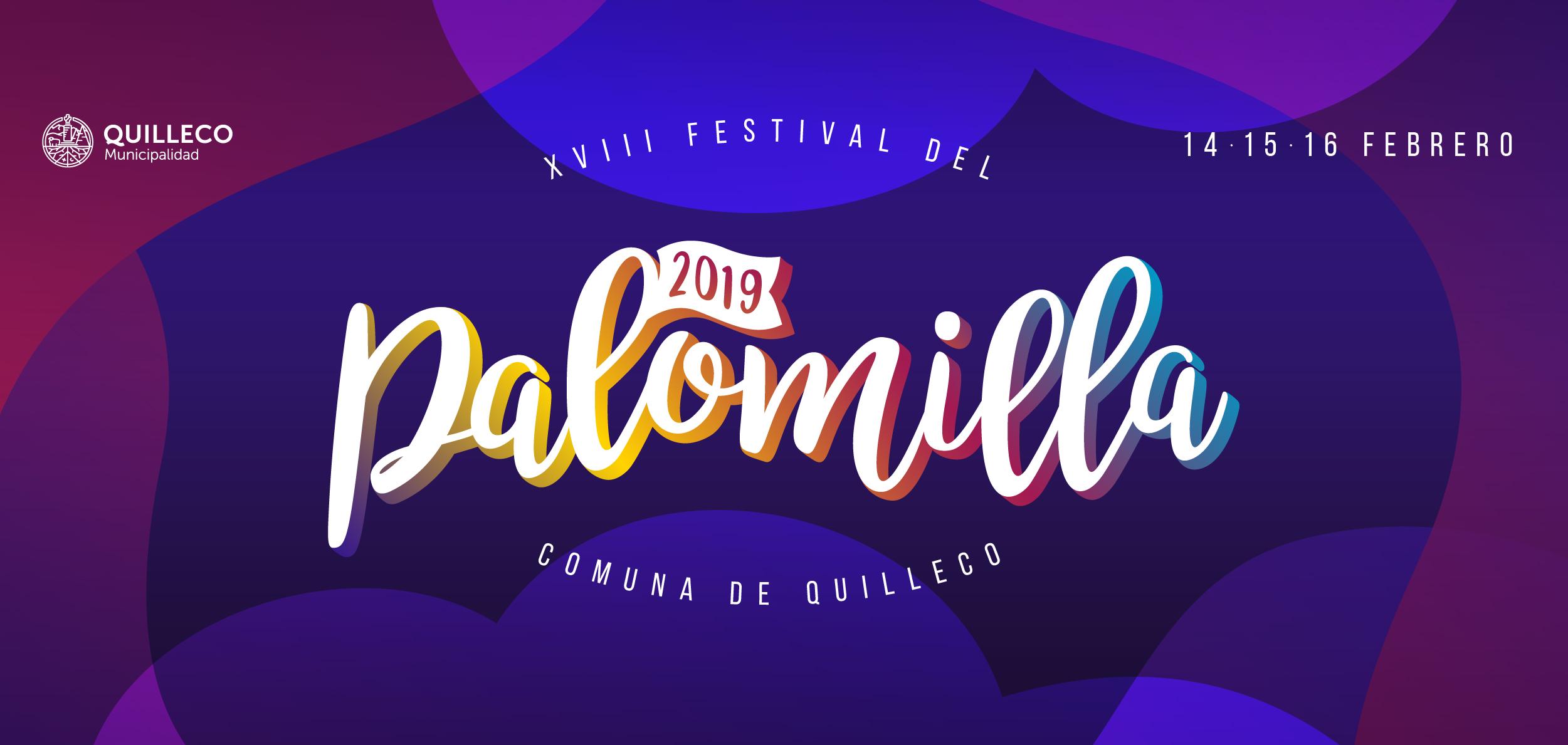 BASES GENERALES XVIII FESTIVAL PALOMILLA 2019