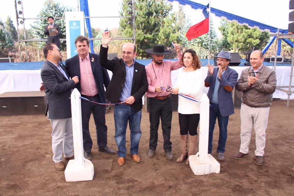 Presentaciones de gran nivel y un público entusiasta se congregó en la Segunda Versión del Festival Folclórico de Villa Las Flores