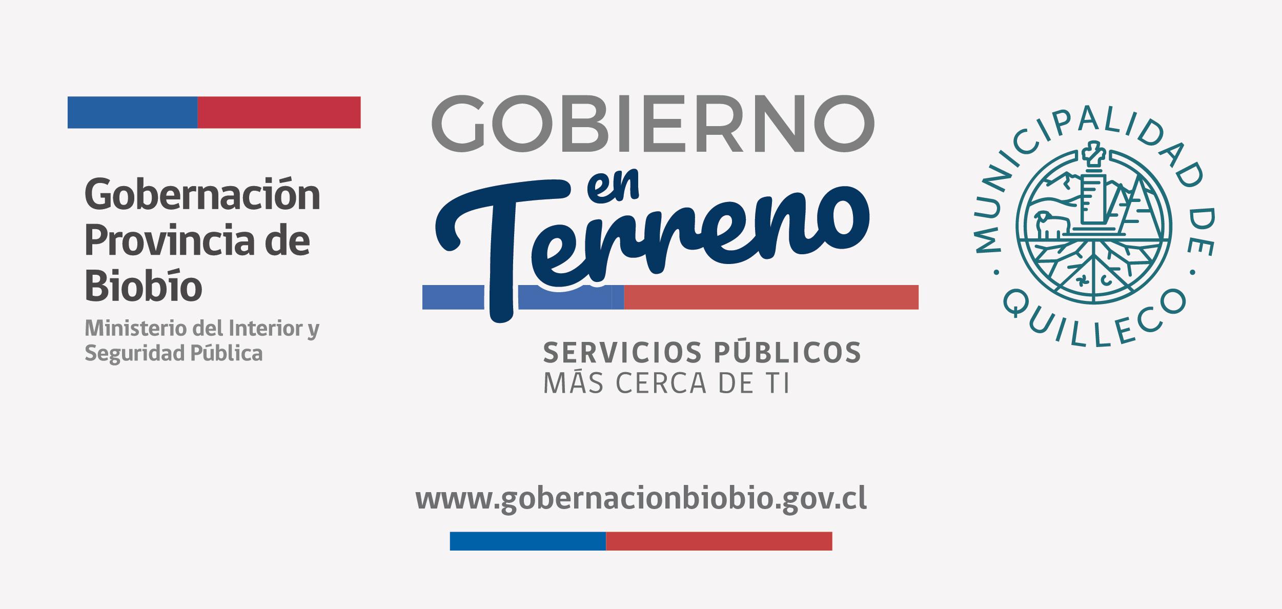 Municipio invita a los vecinos de Quilleco a participar en la actividad Gobierno en Terreno