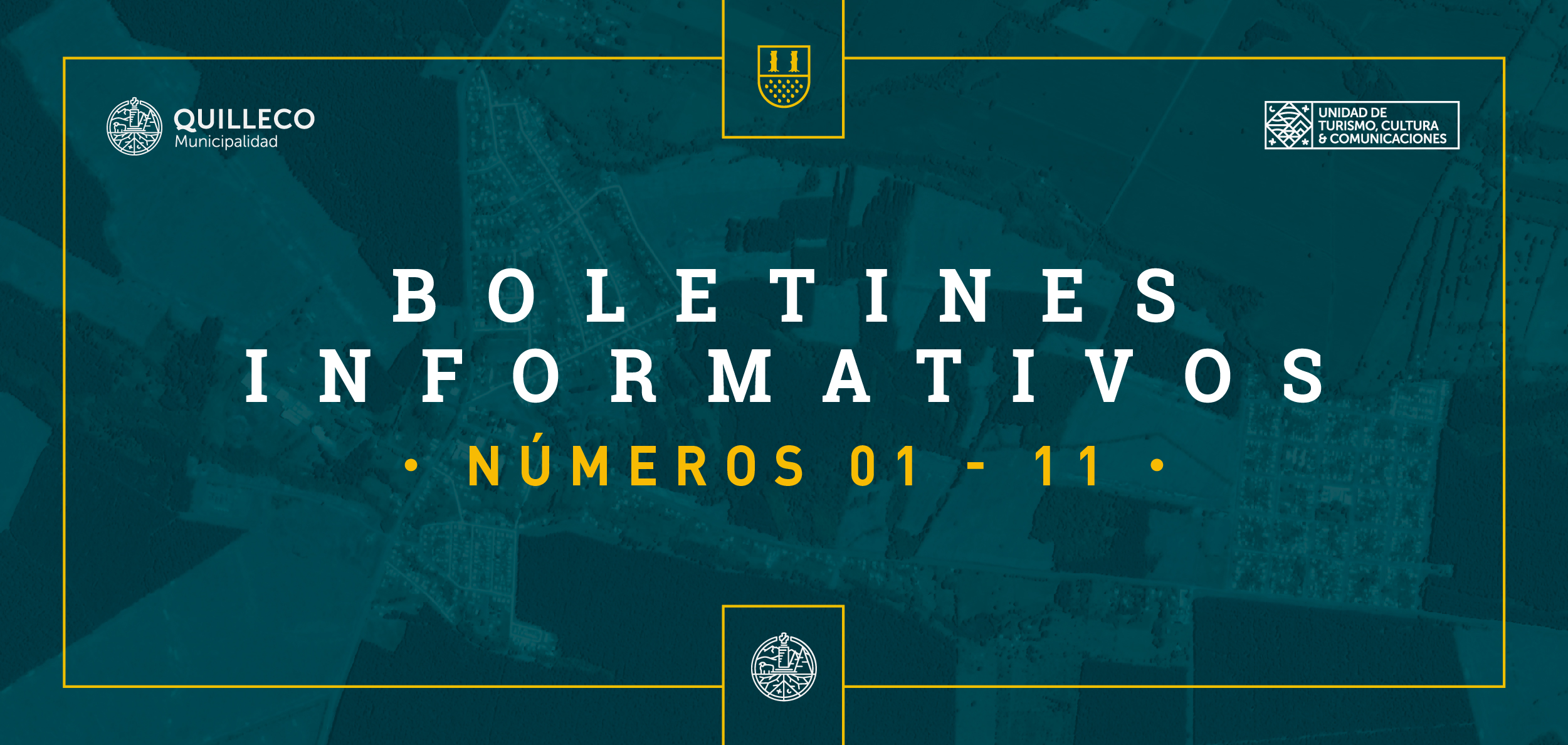 ATENCIÓN: Aquí puedes descargar los boletines informativos municipales desde nuestra primera edición hasta la última, correspondiente al mes de mayo 2019