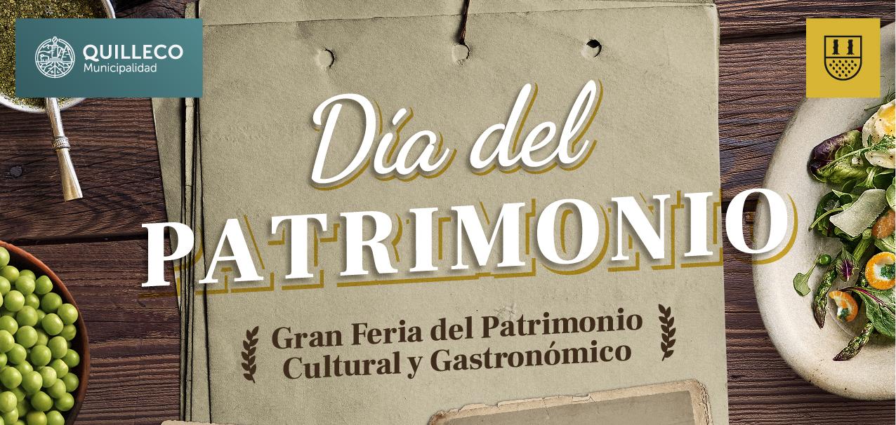 Quilleco celebra el Día del Patrimonio con gran Feria Gastronómica y Cultural