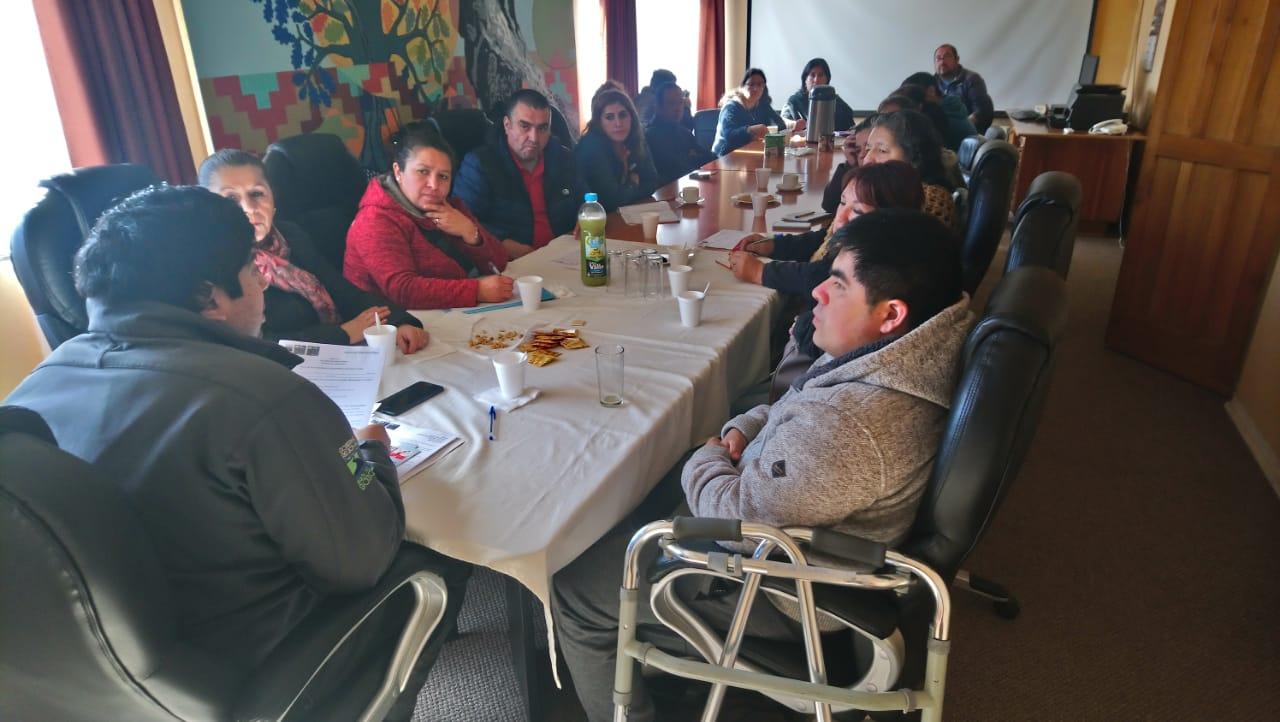 Se abren las postulaciones al Programa Microempresa e Inclusión del Fosis destinado a personas con discapacidad de la comuna