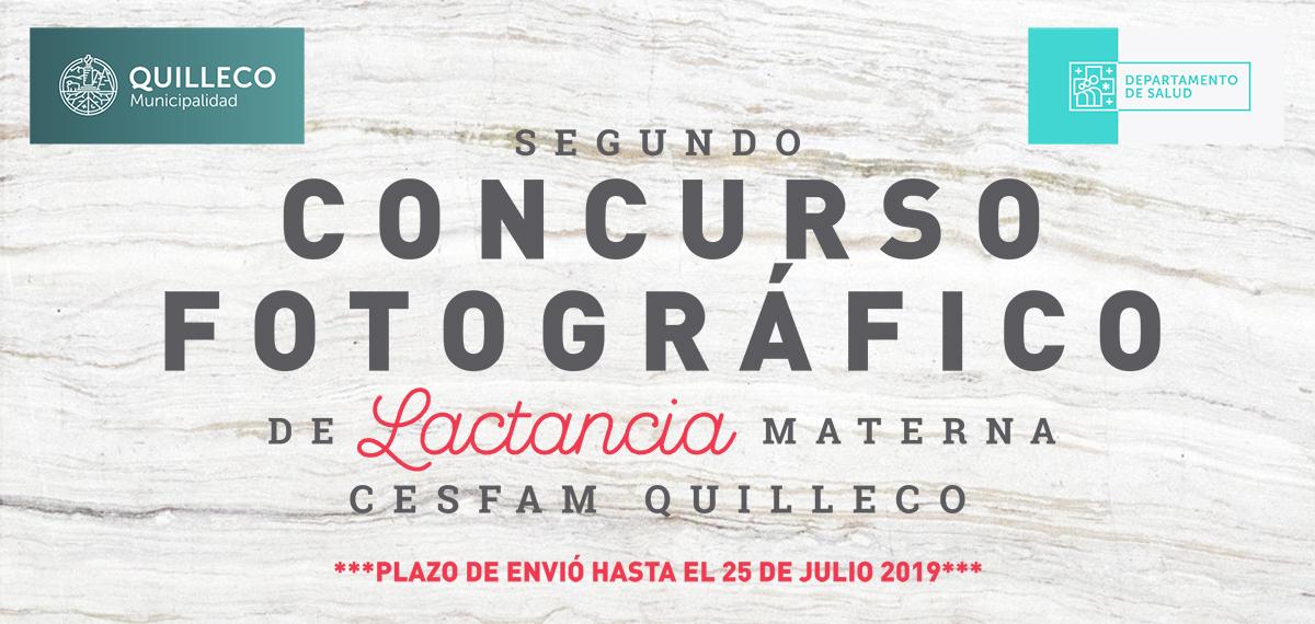 Segundo Concurso Fotográfico de Lactancia Materna año 2019 Cesfam Quilleco