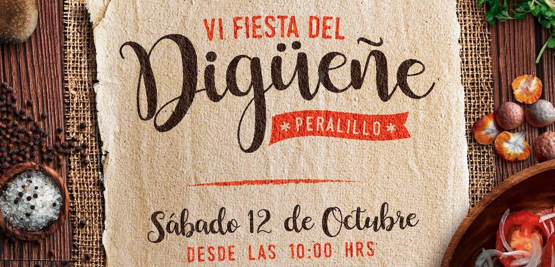 ESTAMOS PRÓXIMOS A DISFRUTAR DE LA 6TA VERSIÓN DE LA FIESTA DEL DIGUEÑE