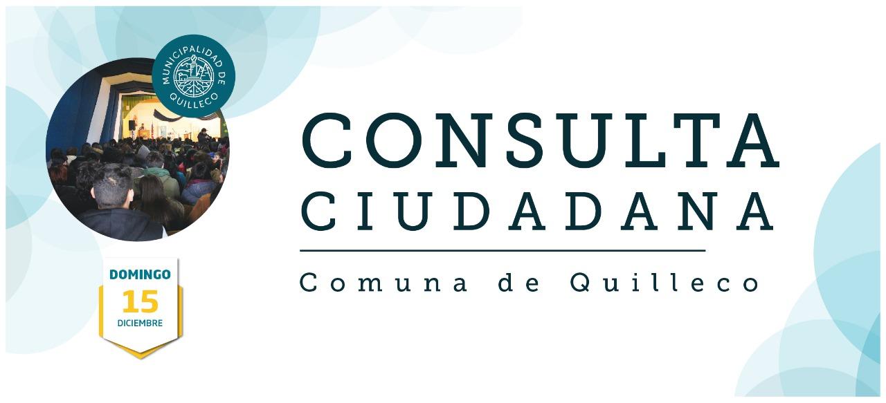 CONSULTA CIUDADANA 15 DE DICIEMBRE 2019