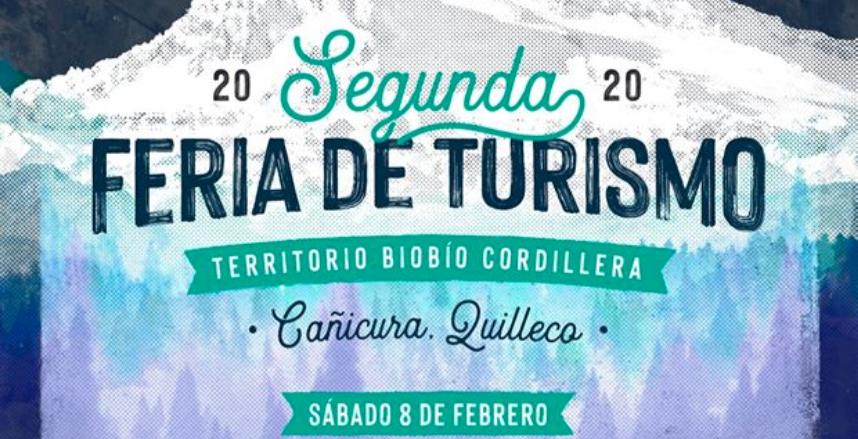 "SEGUNDA ""FERIA DE TURISMO TERRITORIO BIOBÍO CORDILLERA"", Cañicura – Quilleco 2020"