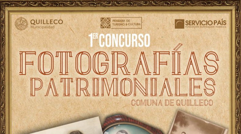 MUNICIPALIDAD DE QUILLECO INVITA A PARTICIPAR EN CONCURSO DE FOTOGRÁFIAS PATRIMONIALES 2020