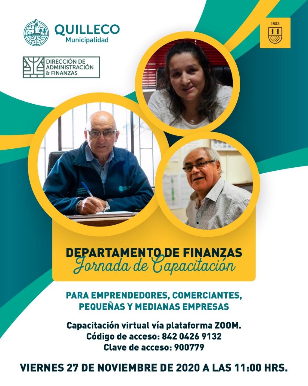 Jornada de capacitación sobre Trámites en Municipio Relativos al Área de la Recaudación y Procedimientos Administrativos