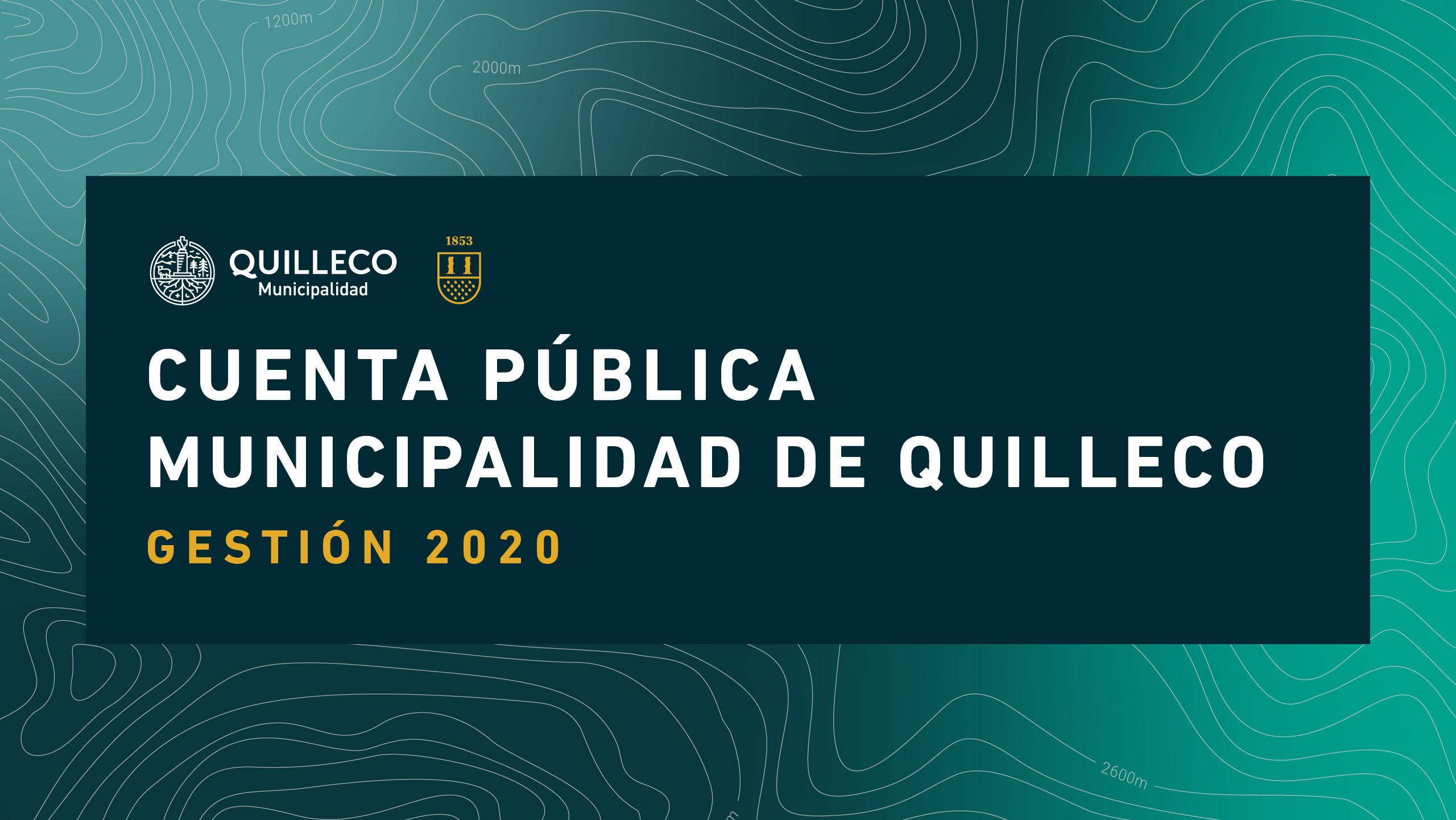 Cuenta publica 2021 Gestión 2020