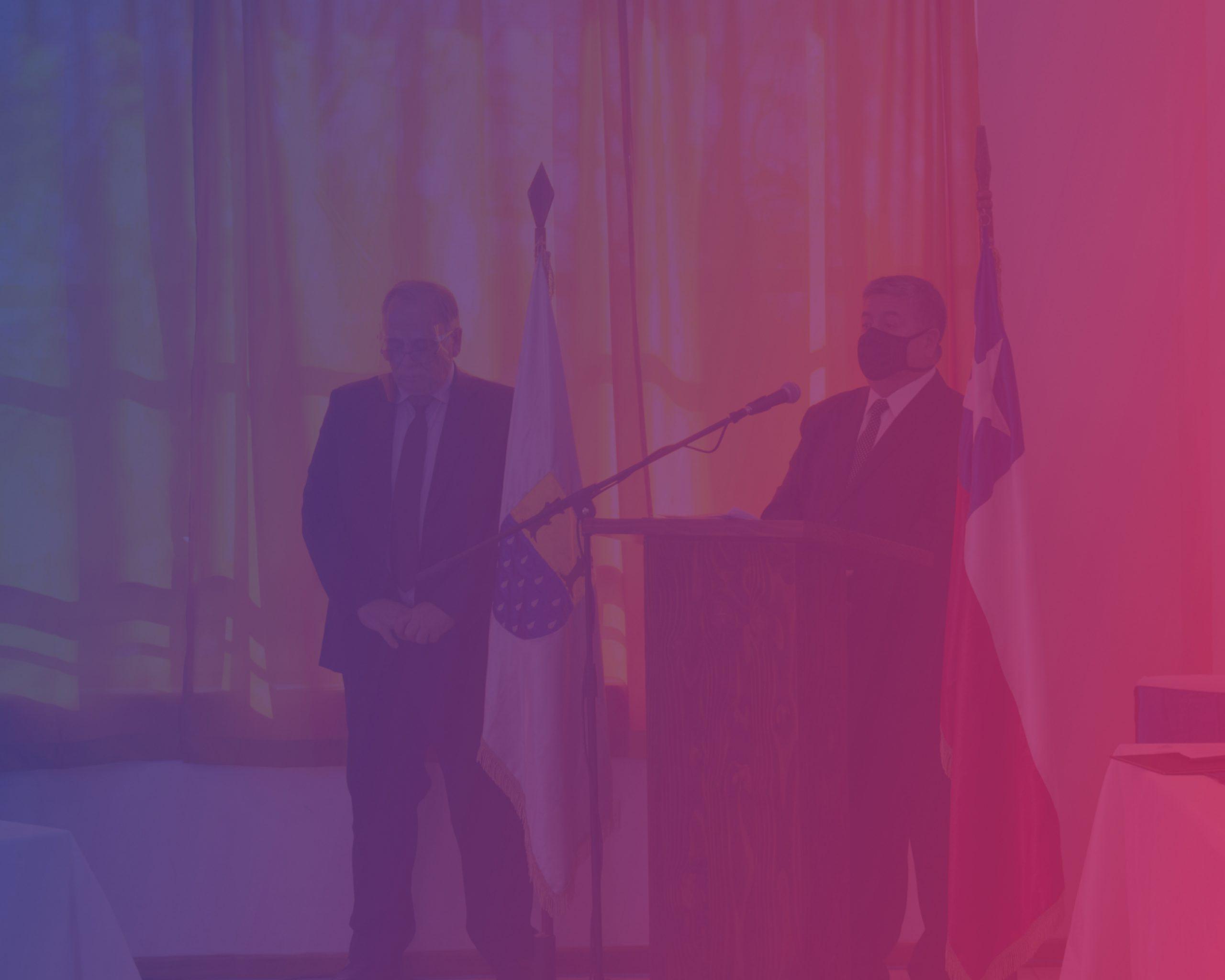 En Vivo – Ceremonia e Instalación Concejo Municipal 2021 – 2024