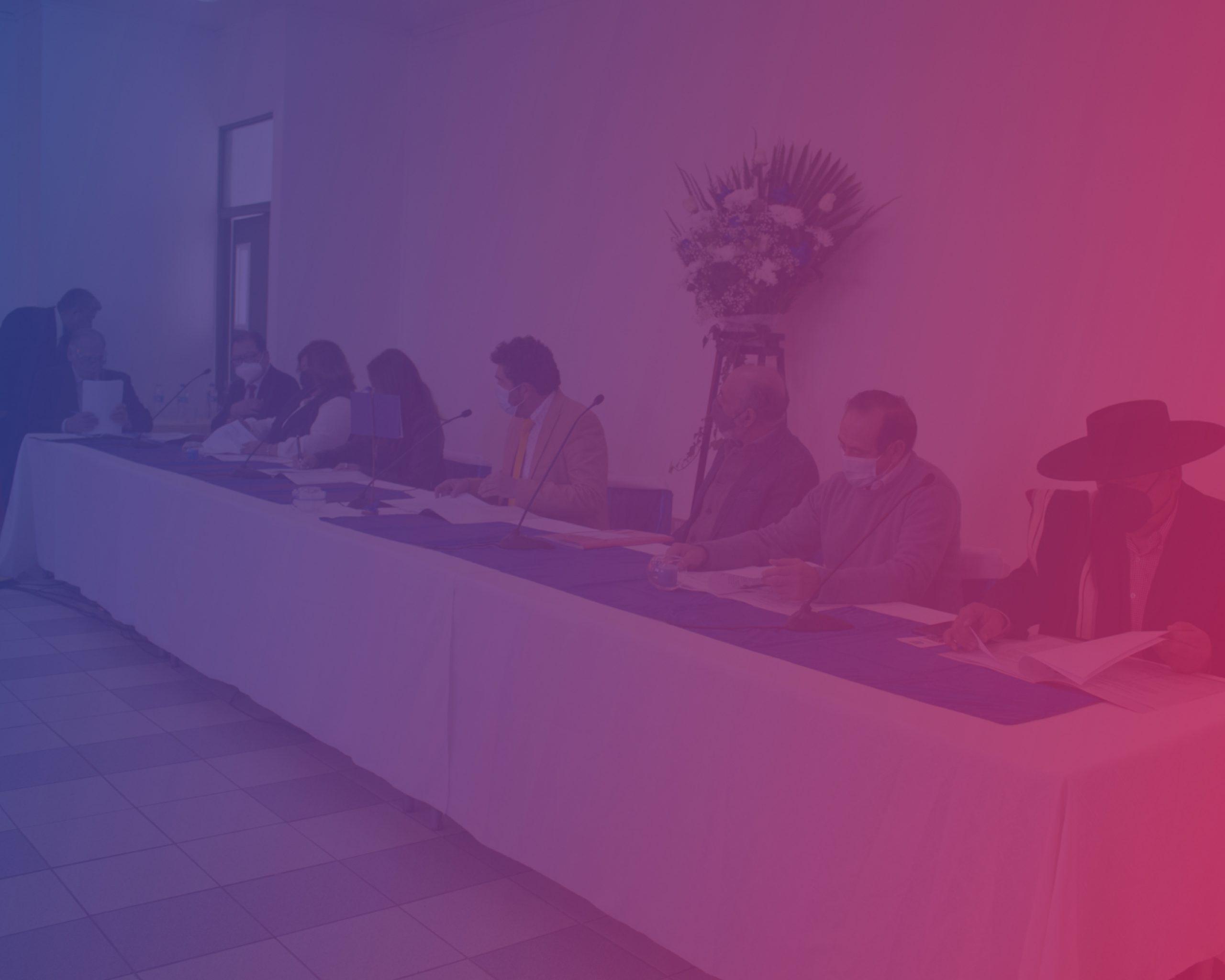 Ceremonia de Instalación del Concejo Municipal de Quilleco 2021-2024