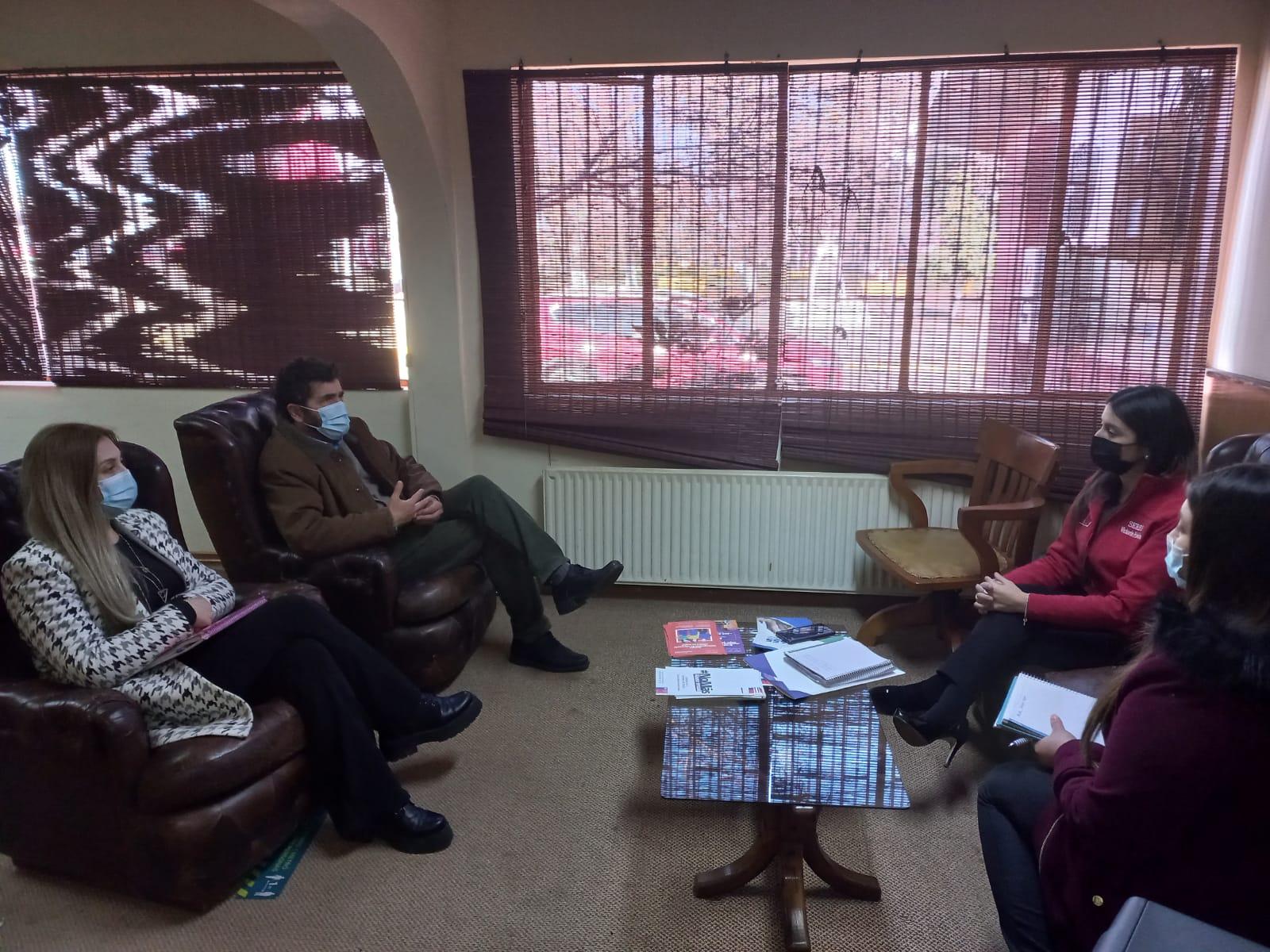Comités emblemáticos reciben excelentes noticias de parte de la Seremi de Bienes Nacionales