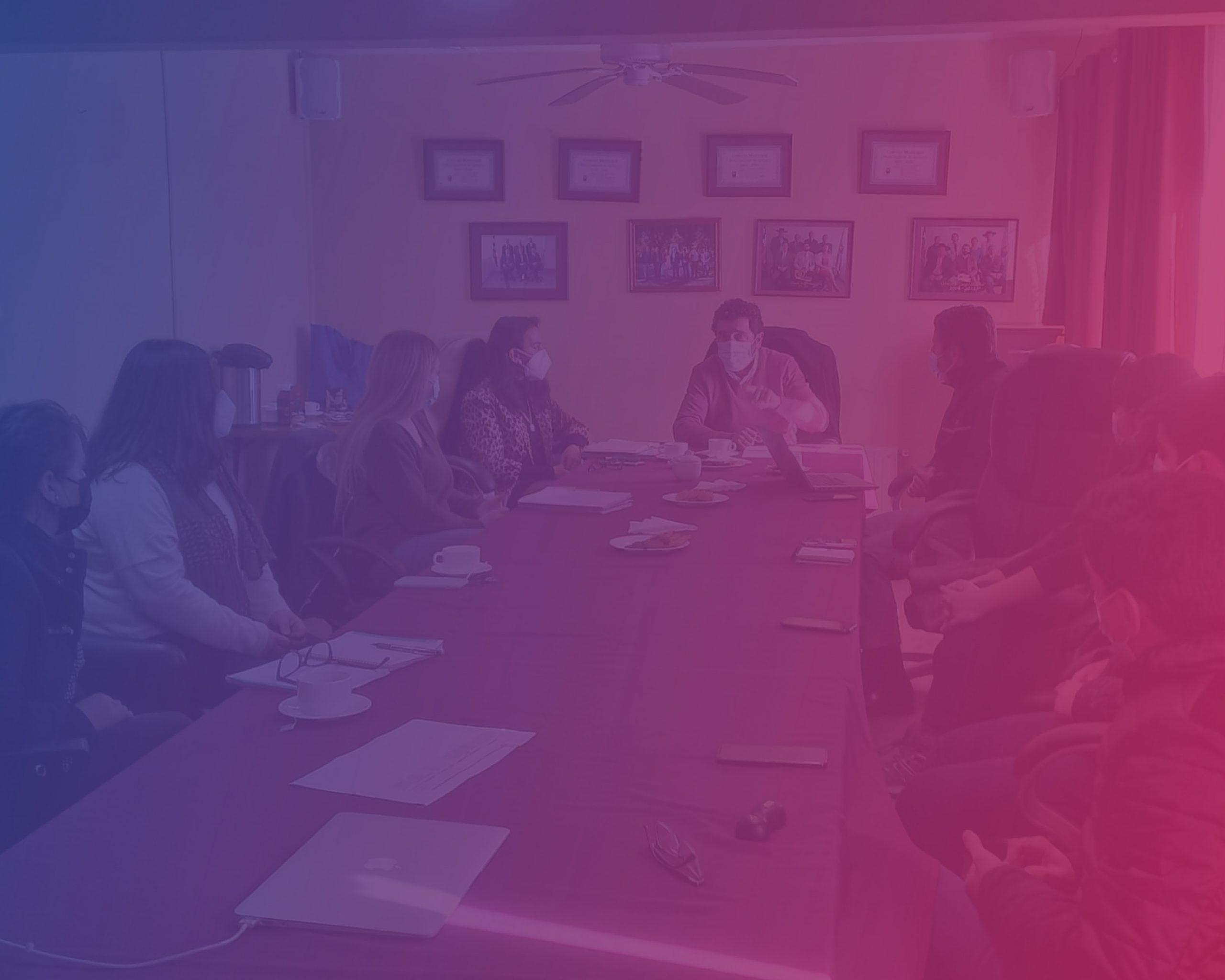 Municipio consolida alianza virtuosa con Colbún y Fundación Huella Local