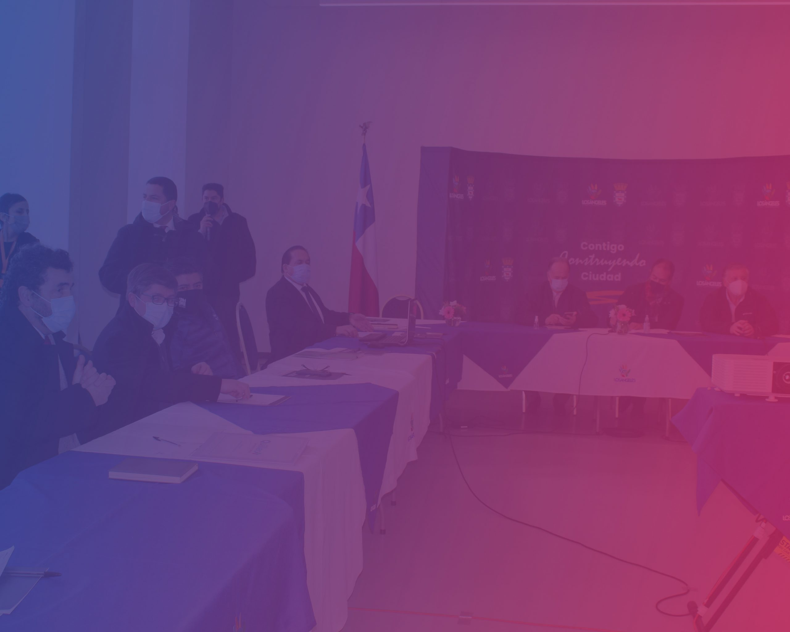PRIMERA REUNIÓN DE GOBERNADOR REGIONAL Y ALCALDES DE LA PROVINCIA DE BIOBÍO